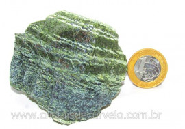 Crisotila Asbestiformes Pedra Bruto Natural Garimpo Cod CB3951