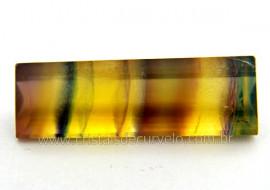 Fluorita Gema Pedra Natural Montagem Joias Finas Cod GF3269