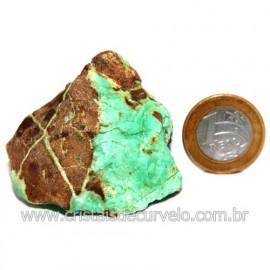 Crisoprasio Bruto Especial Pedra da Esperança Cod 119671