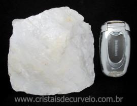 Quartzo Leitoso Pedra  Bruto Mineral Colecionador Esoterico ou Lapidar Cod 570.0