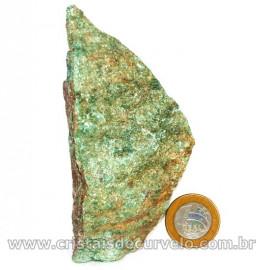 Fuxita Mica Verde Para Colecionador Pedra Natural Cod 126809