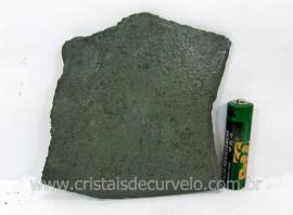 Ardosia Bruto Pedra Pra Colecionador ou Estudante de Minerais Geologia Cod 88.9