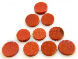 10 Disco Pedra do Sol Ranhurado Pra Montagem REFF DR9490