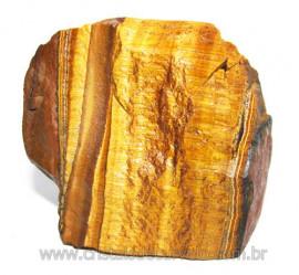 Olho de Tigre Pedra Extra Bruto Natural da África Cod 111121