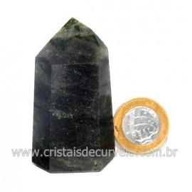 Ponta Epidoto Verde Na Matriz Ideal Para Coleção Cod 128506