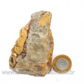 Quartzo Jiboia Bruto Calcedonia Mosaico Bruto Natural Cod 126425