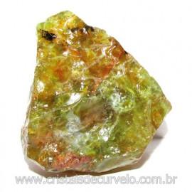 Opala Verde Pedra Genuina P/Coleçao ou Lapidaçao Cod 114711