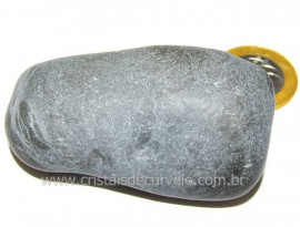 Massageador de Seixo Pedra Basalto Natural Cod MB7808