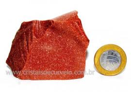 Pedra Do Sol Pigmento Dourado Para Colecionador ou Esoterismo Cod PS6193