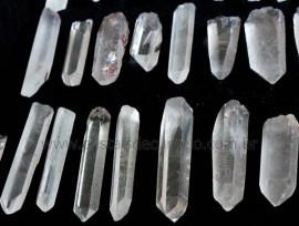 Cristal Lemuria Montagem de Orgonite Pacote 1 kg Cristal Quartzo Medio Pequenos