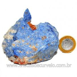Dumortierita Azul Para Colecionador e Esoterismo Cod 117296