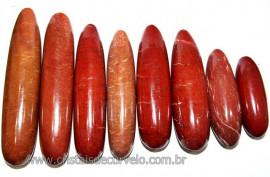 1kg Massageador ROLIÇO Quartzo Vermelho Atacado Cod 101593