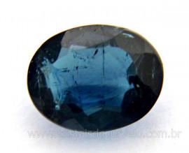 Turmalina Azul Gema oval  Facetada Para Joias 2 ct  Cod GT7363