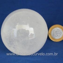 Bola Cristal Comum Qualidade Pedra Uso Esoterico Cod 121660