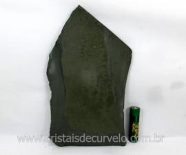 Ardosia Bruto Pedra Pra Colecionador ou Estudante de Minerais Geologia Cod 349.8