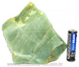 Onix Argentino ou Onix Azul Pedra Bruto Natural Cod 110283