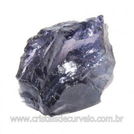 Safira D'Água Pedra Genuina P/ Coleçao no Estojo Cod 114723