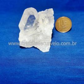 Drusa Cristal Extra Pedra Ideal Para Esoterismo Cod 121768