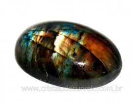 Labradorita Gema Lisa Pedra Natural Para Joias cod GL2123