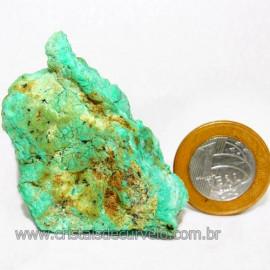 Crisoprasio Bruto Especial Pedra da Esperança Cod 109640