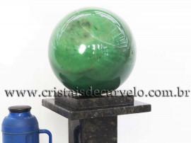 Bola Gigante 17kg Quartzo Verde Aventurina Extra Cod 109074