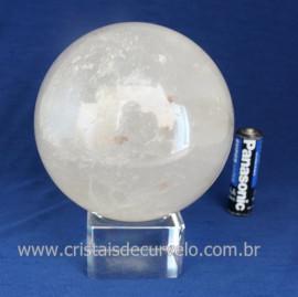 Bola Cristal Comum Qualidade Pedra Uso Esoterico Cod 121656