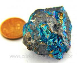 Bornita ou Pedra Pavão Mineral Para Esoterismo Cod BB4515