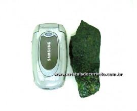 SERPENTINITA Verde Mineral Bruto Pedra Rara Com Excelente Verde  Cod 80.3