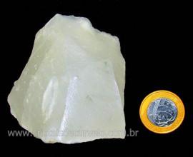 Aragonita Branca Pedra Natural Para Esoterismo Cod AB2131