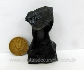 Azeviche Bruto Pedra Organica Para Esoterismo Ambar Negro Linhito Cod 82.0
