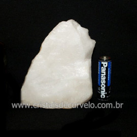 Quartzo Leitoso ou Branco Pedra Bruto Natural Cod 118653