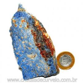 Dumortierita Azul Para Colecionador e Esoterismo Cod 117307