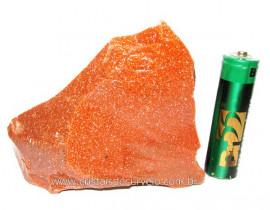 Pedra Do Sol Pigmento Dourado Para Lapidar Colecionador ou Esoterismo Cod PS8287