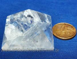 Pirâmide Cristal Boa Qualidade Baseado Quéops Cod 109221