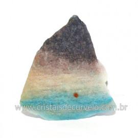Quartzo Azul Paraíba pedra Rara Para Coleção Cod 118652