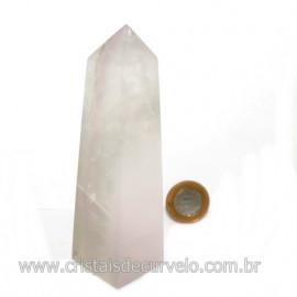 Obelisco Pedra Fluorita Multicolor Natural Garimpo Cod 121778