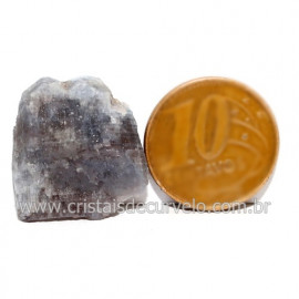 Angelita Azul Pedra Natural Ideal P/ Esoterismo Cod 125923