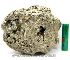Pirita Peruana Pedra Extra Com Belos Cubo Mineral Cod 111085