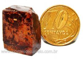 Limonita Cubica Pedra Bruto Natural de Garimpo Cod 102960