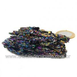 Sílicio Arco-Íris Pedra Natural Redutora de Radiação Cod 123342