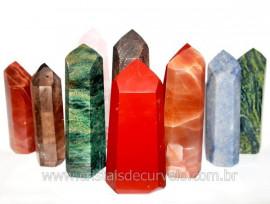 10 kg Cristal Gerador Pedras Mista Pontas Lapidado COMUM  Natural ATACADO