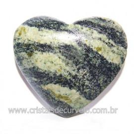 Coraçao Quartzo Brasil Ideal P Presente e Enfeite Cod 119722