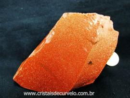 Pedra Do Sol Pigmento Dourado Para Lapidar Colecionador ou Esoterismo Cod 503.5