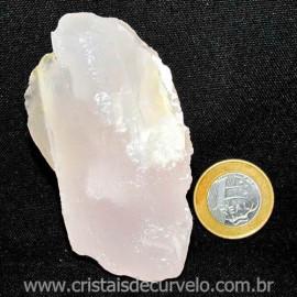 Quartzo Opalado Cristal Nevoado Pedra Natural Cod 114680