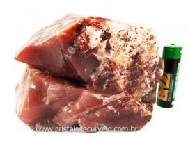 Quartzo Goiaba Pedra Natural Para Colecionador ou Esoterismo Cod 485.2