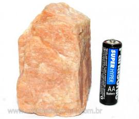 Amazonita Rosa Família Feldspato Pedra Natural Cod 103037