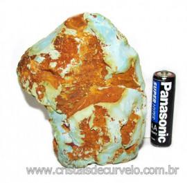 Turquesa Bruta Extra Pedra Natural Para Coleçao Cod 115958