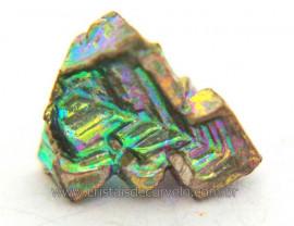 Bismuto Mineral ou Bismuth Stone Pedra Natural Cod BB1362