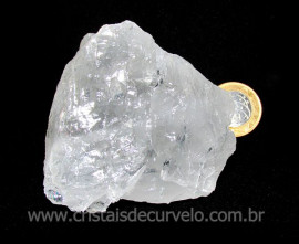 Quartzo Opalado Cristal Nevoado Pedra Natural Cod 290.2