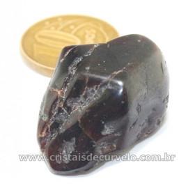 Rodolita Granada Pedra Rolada Natural de Garimpo Cod 126668